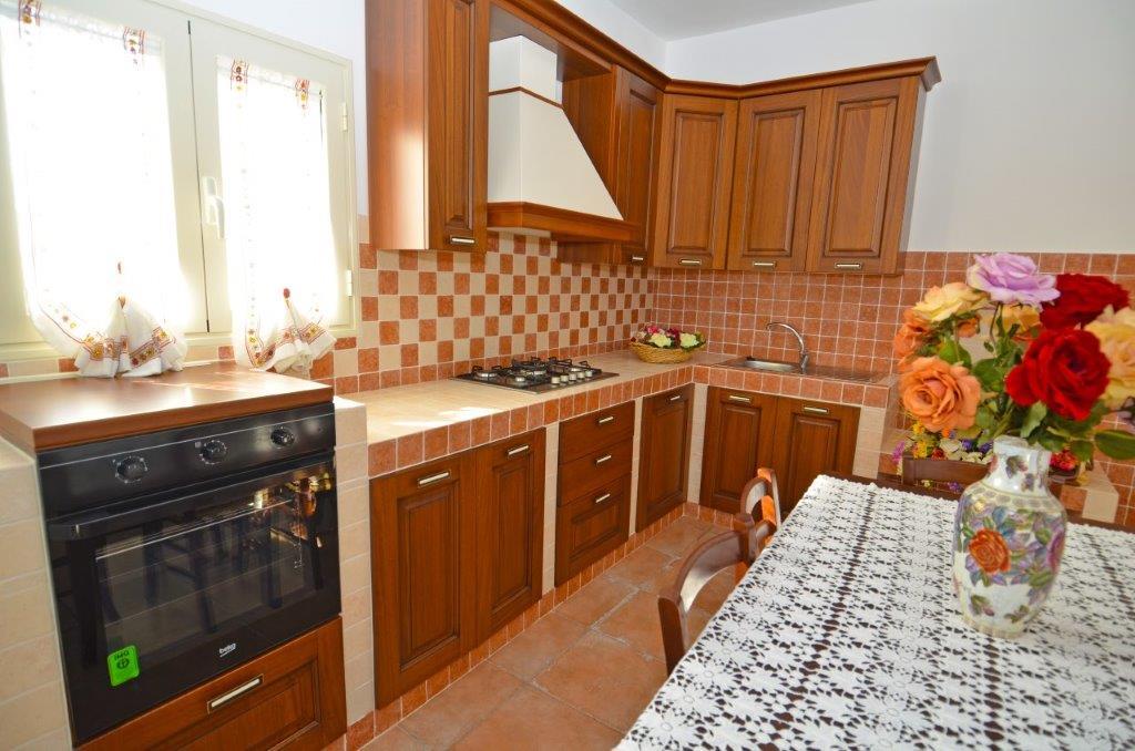 Cucina vista esterna
